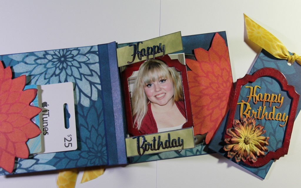 """Screens, Stylus & Stamps. An accordion style card/mini album class, loaded with techniques to be used for creating whatever your """"creative heart"""" desires."""