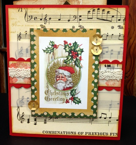 @cdnscrapbooker #bobunny #christmas #card