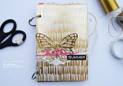 @cdnscrapbooker @cathycaines #stampinup #album #scrapbooking #summer