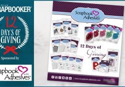 12Days-ScrapbookAdhesives