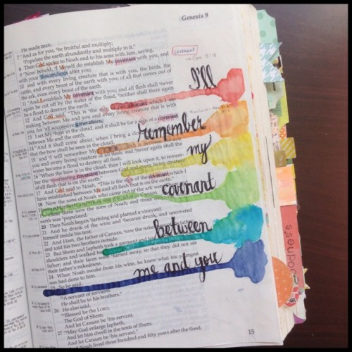 @cdnscrapbooker @aottocafe #scriptures #artjournaling #bible #mixedmedia