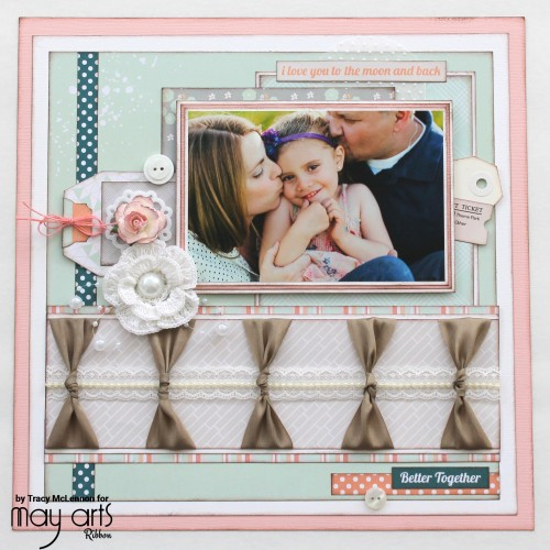 @cdnscrapbooker #mayartsribbon
