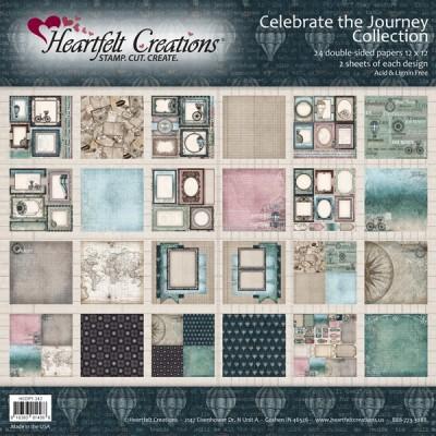 Celebrate the Journey - Heartfelt Creatoins