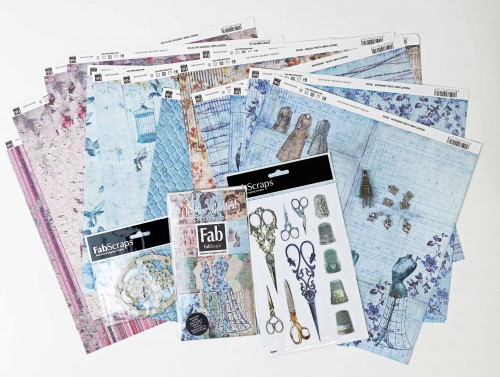 FabScraps - March 4 prize package