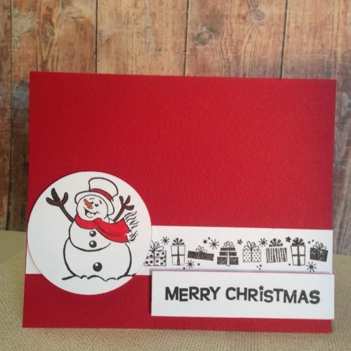 @cdnscrapbooker #christmas #card #sketch #scrapbooking