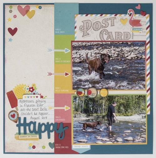 Kim Gowdy - Happy