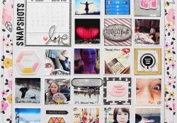 @cdnscrapbooker @lynn_scrap #scrapbooking #layout #sketch