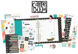 Simple Stories - Carpe Diem A5 Planners