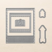 Stampin Up - On flim framelits