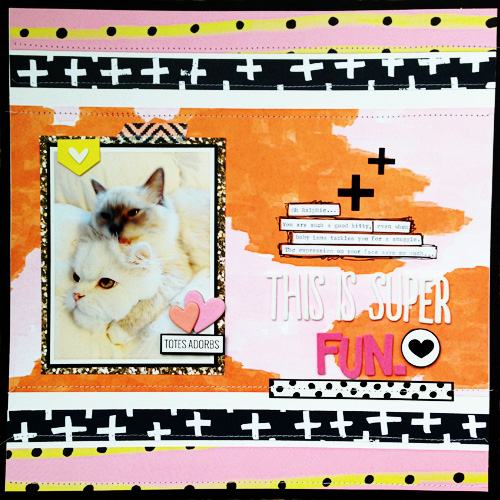 @cdnscrapbooker #scrapbooking #mixedmedia
