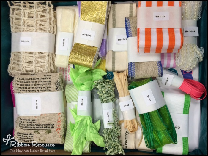 The Ribbon Resource - May Arts Ribbon