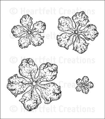 Vintage Floret Heartfelt Creations