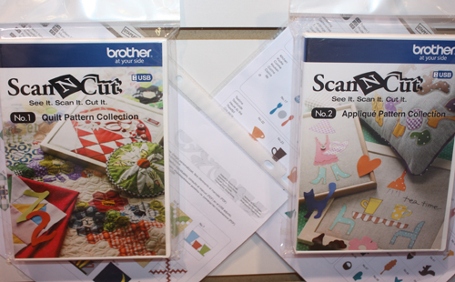 @cdnscrapbooker #brotherscanncut #scanncut #CHA2015
