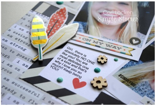 @cdnscrapbooker @carilocken #scrapbooking #simplestories