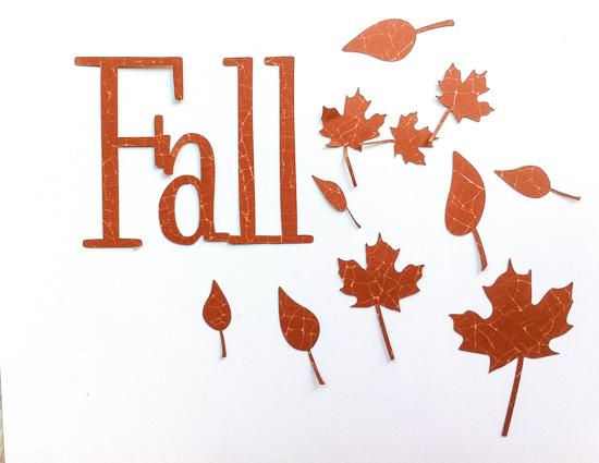 fall cut