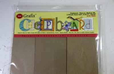 grafix chipboard