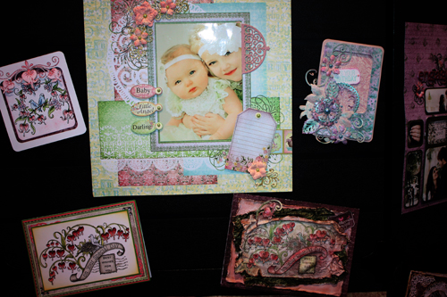 @cdnscrapbooker #heartfeltcreations #CHA2015