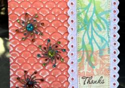 karen foster ctmh thank you card