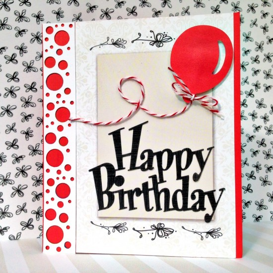 @cdnscrapbooker @kellyreates #card #birthday #creativememories #brotherscanncut