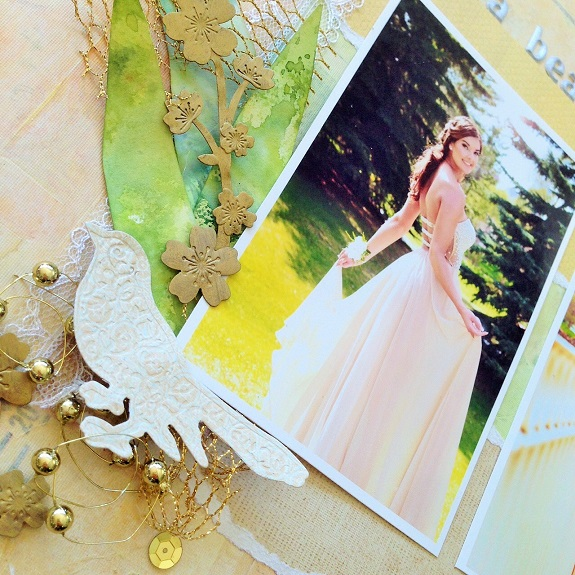 @cdnscrapbooker @kellycreates @momenta #scrapbooking #double #layout #graduation