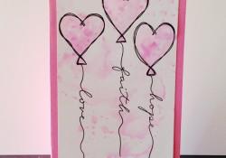 @cdnscrapbooker @kellycreates #card #breastcancer #ctmh #closetomyheart #watercolor
