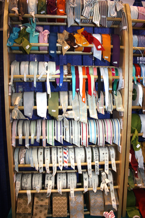 @cdnscrapbooker #mayarts #ribbon #CHA2015