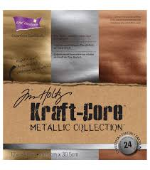 metallic kraft core
