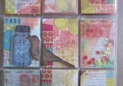 @cdnscrapbooker #scrapbooking #pocket #letters #pocketletter #mixedmedia