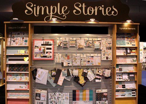 @cdnscrapbooker #simplestories #cha2015