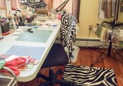 @cdnscrapbooker #WhereYouCreate #CindyAllen #CreativeSpace