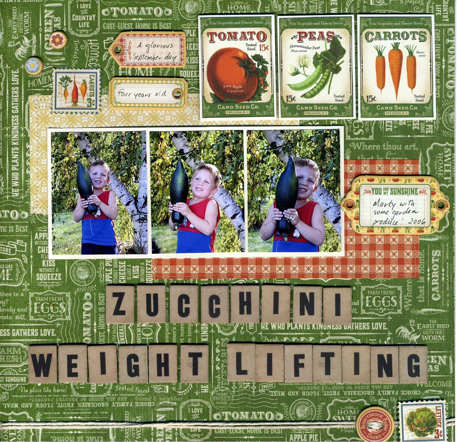 zucchini weightlifting smaller